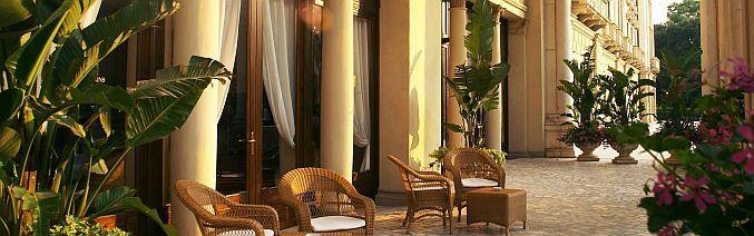 Hotel des Bain's.  Lido Venice