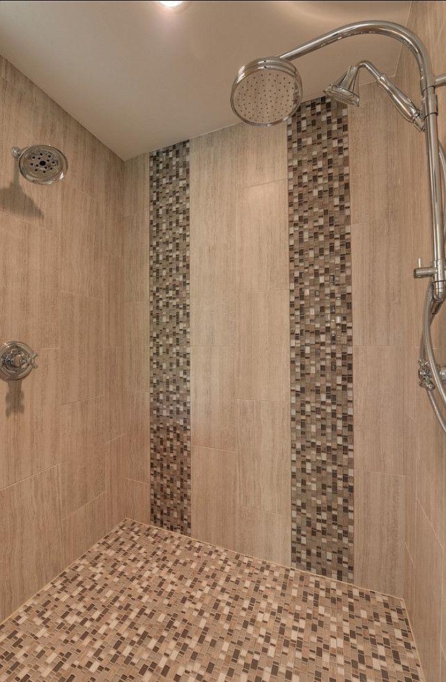Luxury Tile Showers