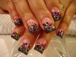 237 best nails images on pinterest hairstyle hair and black i love this acrylic nail designs 2012 2011 prinsesfo Gallery