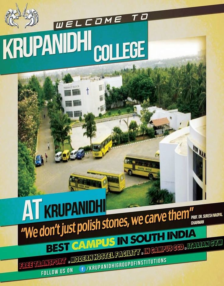 """#KrupanidhiCollege """"Best Upcoming Private Institute in South Asia""""  Here at , #Krupanidhi Experience the best Educational Infrastructure and take home; Guaranteed Success to Achieve #Great Heights in your Careers.  Follow us and """"LIKE"""" us here: https://www.facebook.com/KrupanidhiGroupofInstitution/  #KrupanidhiGroupofInstitution"""