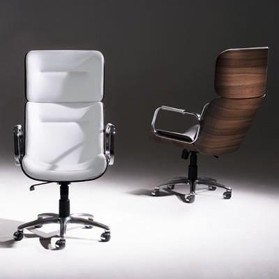 cadeira presidente multilaminada style - genial cadeiras