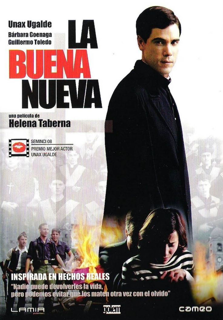 La buena nueva (2008) España. Dir: Helena Taberna. Drama. Relixión. Guerra civil española - DVD CINE 1414