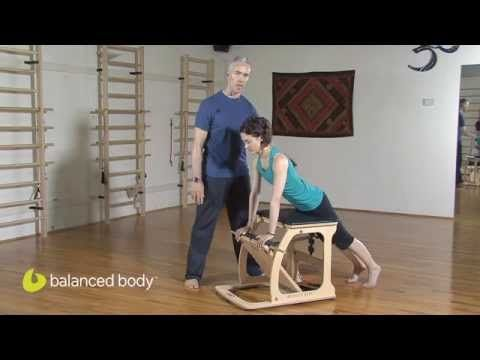 From the Channel: Pilates for Athletes, Episode 57: Chair Exercises for Swimmers. Tom McCook discusses some exercises for swimmers to keep their spines healthy.