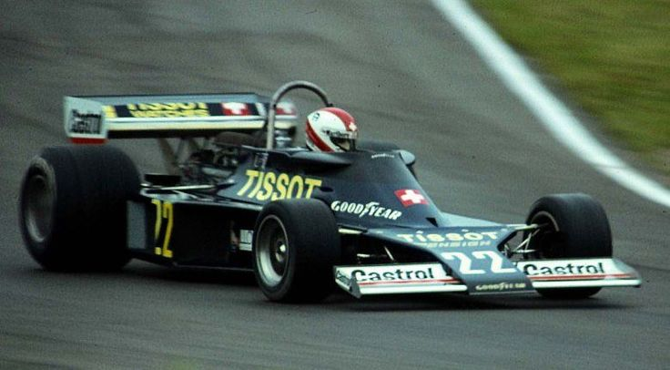1977 Clay Regazzoni, Ensign N177 Ford
