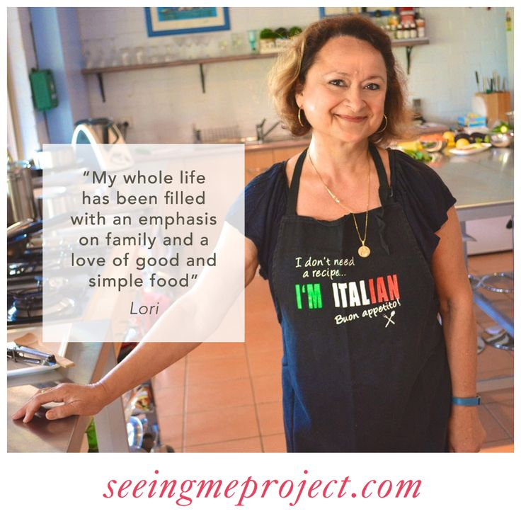 Lori is 60 years young and for the last 9 years she has had her own cooking business – cooking classes, yummy catering and delicious recipes.