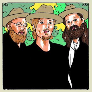 Check out The Howlin' Brothers' two-track sessions with @Daytrotter .com .com
