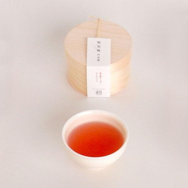 朝昼晩のお茶