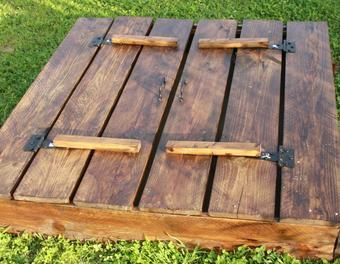 bac a sable bricolage jardin pinterest diy et montages. Black Bedroom Furniture Sets. Home Design Ideas