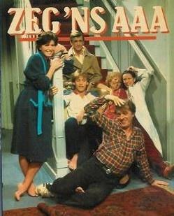"Zeg eens Aaa, tv serie: Pien, Gert Jan, Lydie van der Ploeg, Hans Lansberg, Mien en Koos Dobbelsteen (""Met de assistente van dokter Van der Ploehoeg!"")"