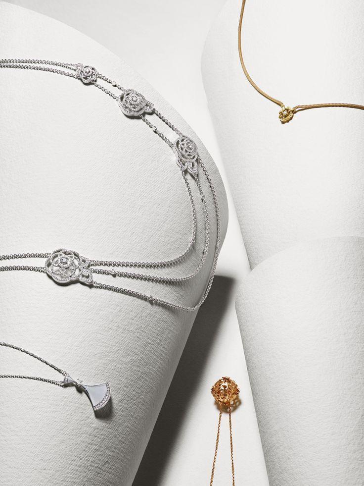 Portentous Tricks: Fall Jewelry Photoshoot Jewelry