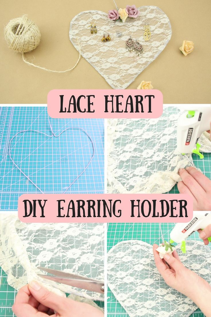 best 25+ homemade earring holders ideas on pinterest | diy