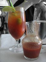 Slightly Fancy Bloody Mary