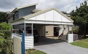 Image result for modern roof extension on queenslander