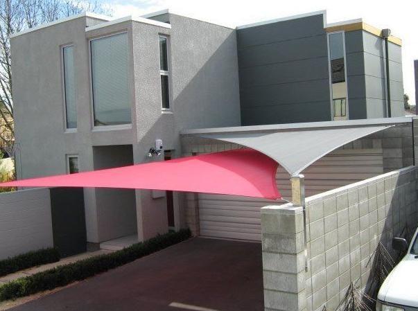 diseño y fabricacion de areas sombreadas, velarias,carpas,toldos, techos param cochera y terrazas. en NL