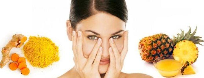 Masque anti cerne - Meilleure Masque Visage Maison