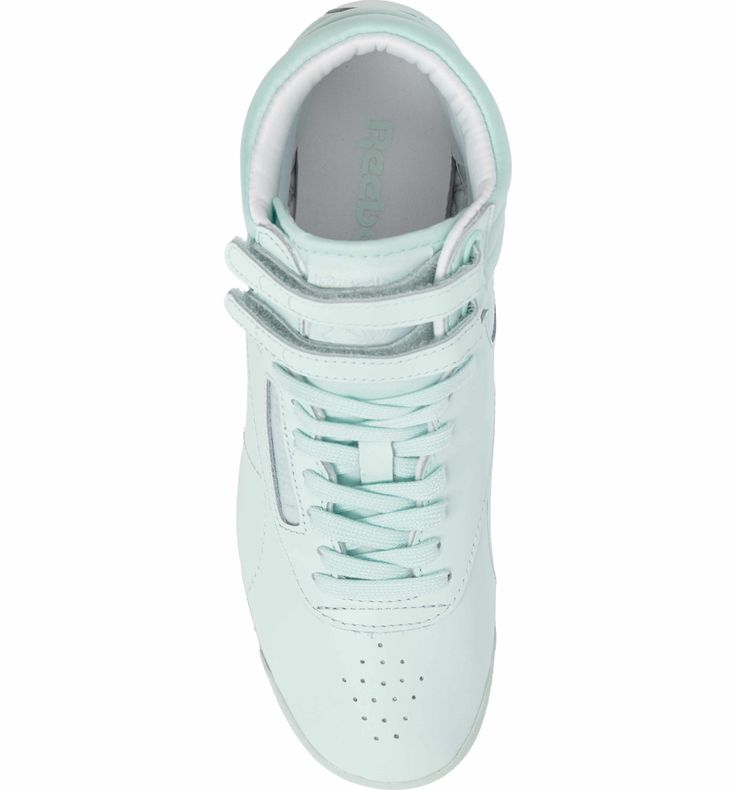 Main Image - Reebok Freestyle Hi Colorbomb Sneaker (Women)  Mist/White