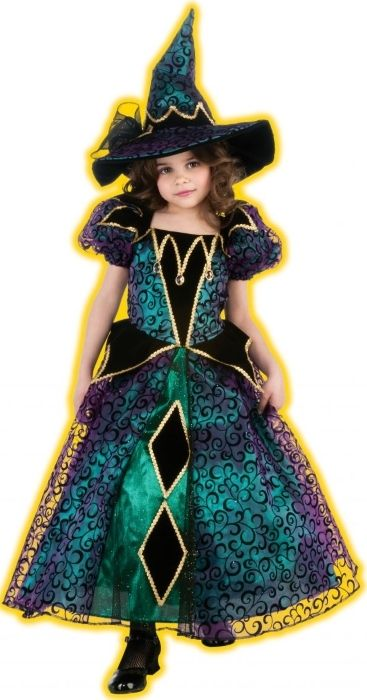 Halloween Party Costumes | Radiant Witch Costume | Party Supplies and Decorations