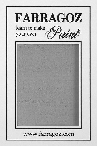 Learn to make your own milk paint and other paints at a fraction of the price of branded products