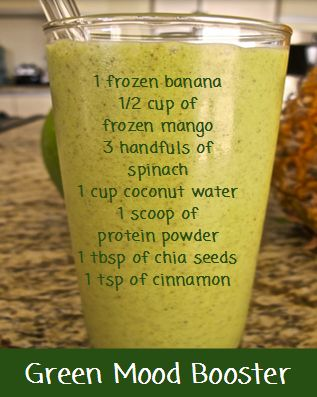 Mood Booster smoothie...