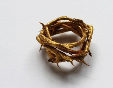 TheCarrotbox.com modern jewellery blog : obsessed with rings // feed your fingers!: Susanne Wein / Ikcha