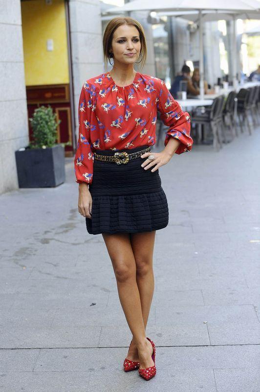 Street Style - Paula Echevarría