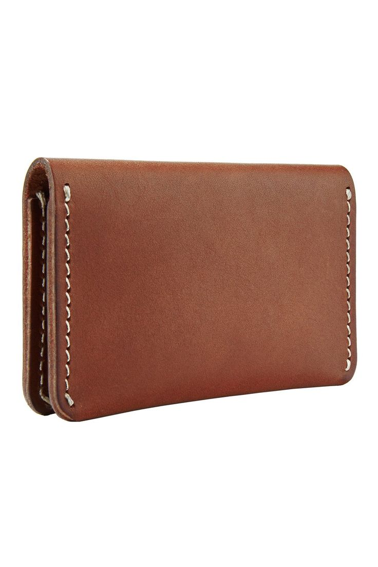 Red Wing Shoes® - Card Holder Wallet Oro Russet Leather (95013)