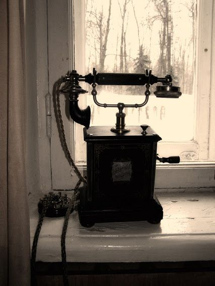 Lorna Faith - Google+   What it was like to have one of the 1st party-line telephones in a tiny Northern farming community...