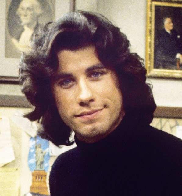 Vinnie Barbarino John Travolta Old Photos Of The