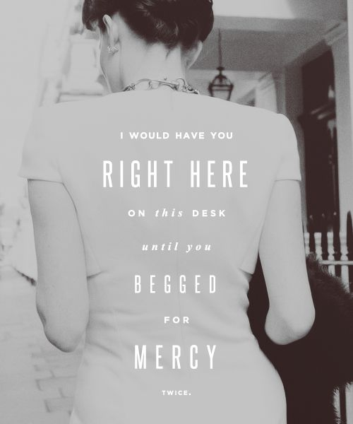 This is my absolute favorite Irene Adler quote. I hyperventilated when I first watched that scene. Such. Tension. Oh. My. God. <3