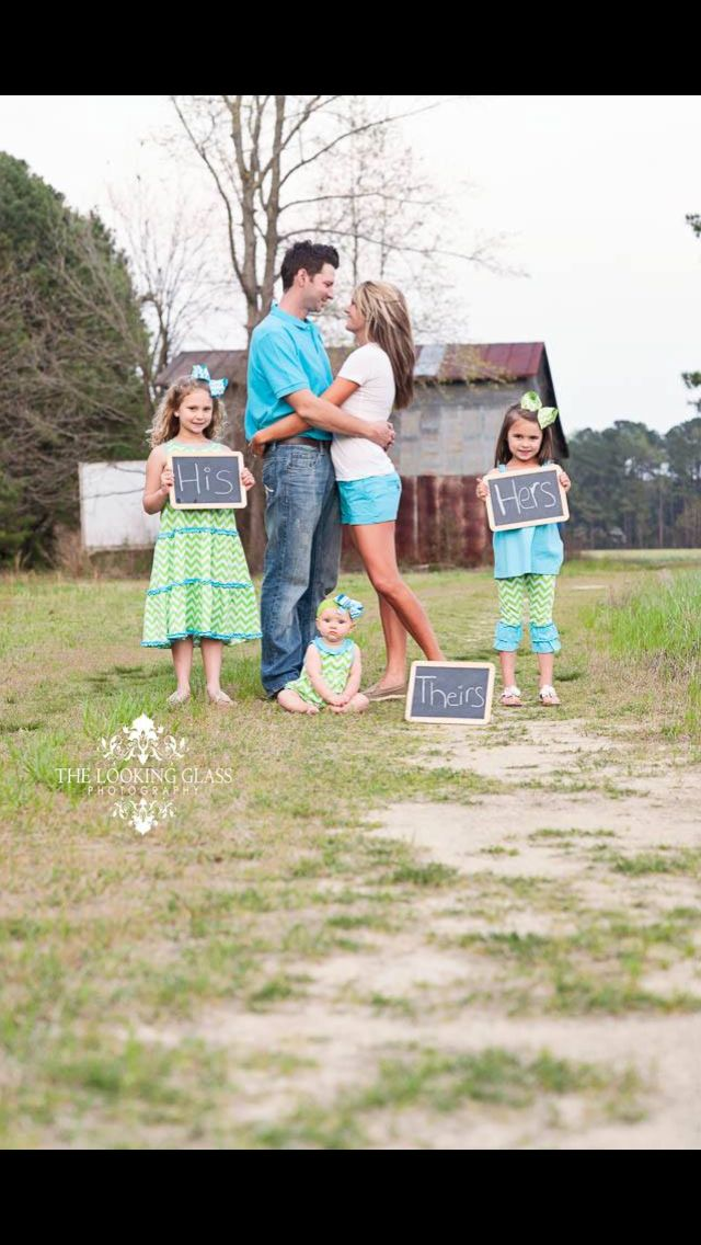Blended families rock. The Looking Glass Photography.