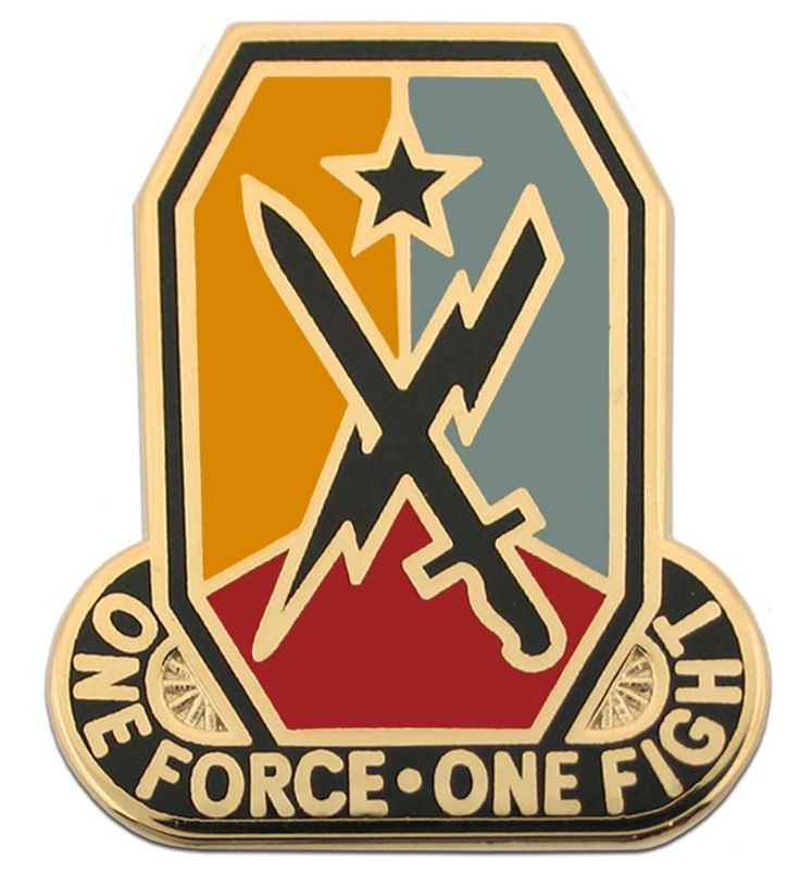 ARMY UNIT CREST, MANEUVER CENTER OF EXCELLENCE