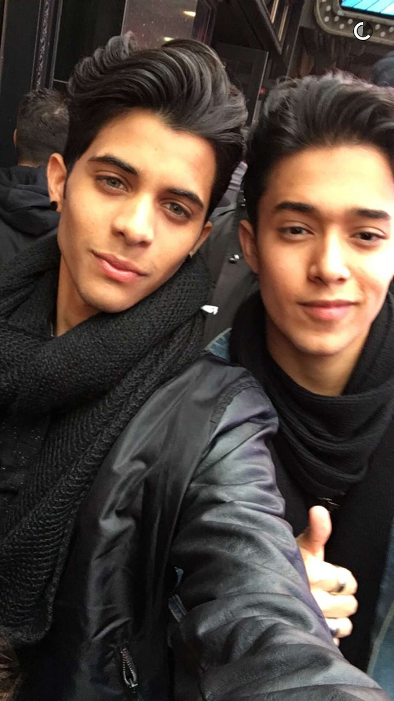 Erick and Joel || CnCo