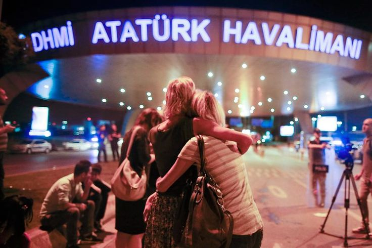 At Least 36 Dead, 147 Wounded in Triple Suicide Bombing at Istanbul Airport