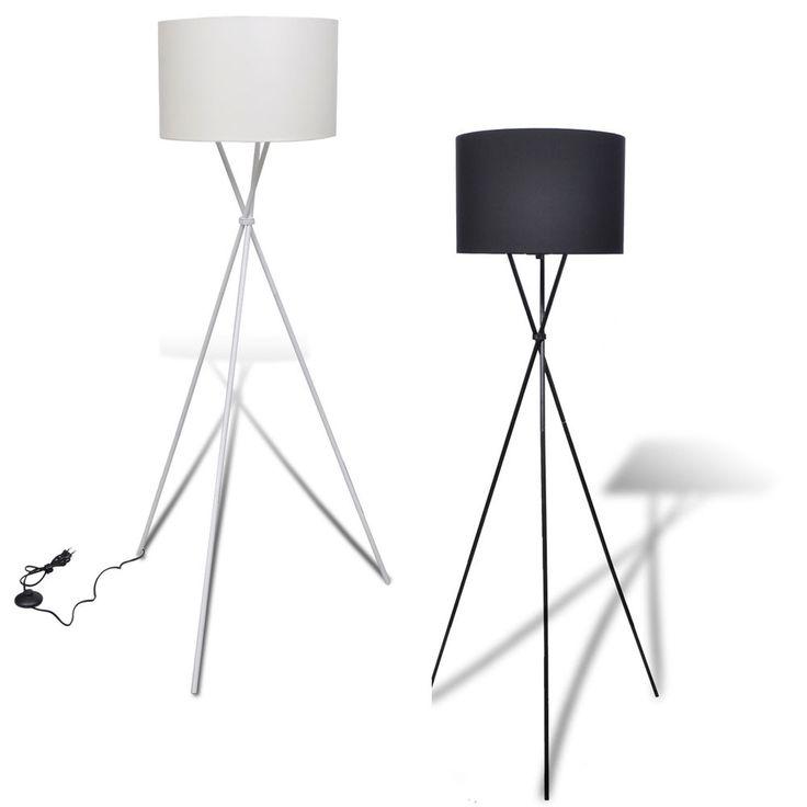 Details Zu Stehlampe Stehleuchte Lamp Leucht Wohnzimmerlampe Standleuchte Lampeschirm Dekor