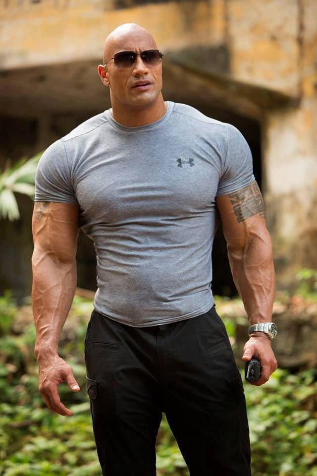 Addicted 2 Gym | The Rock Is Just Getting BiggerAddicted 2 Gym | The #1 Source For Gym Motivation