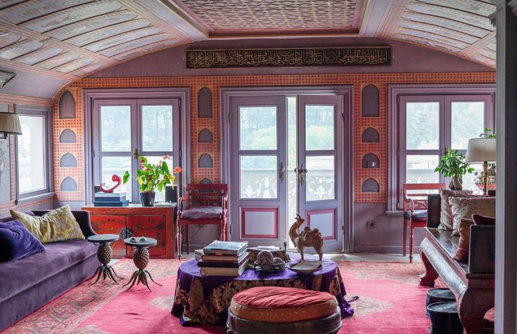 The Most Beautiful Home In Istanbul