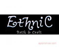 Ethnic Batik & Craft #ayopromosi #gratis http://www.ayopromosi.com