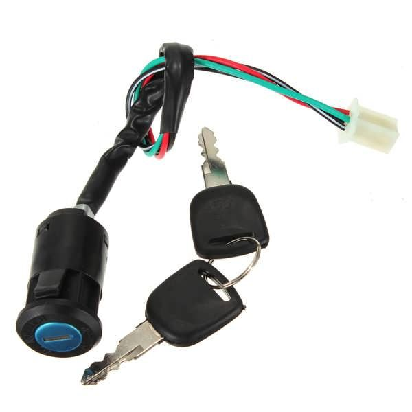 Ignition Switch Key for Motorcycle ATVs Dirt Bike 50cc 70cc 90cc 110cc 150cc  Worldwide delivery. Original best quality product for 70% of it's real price. Buying this product is extra profitable, because we have good production source. 1 day products dispatch from warehouse. Fast &...