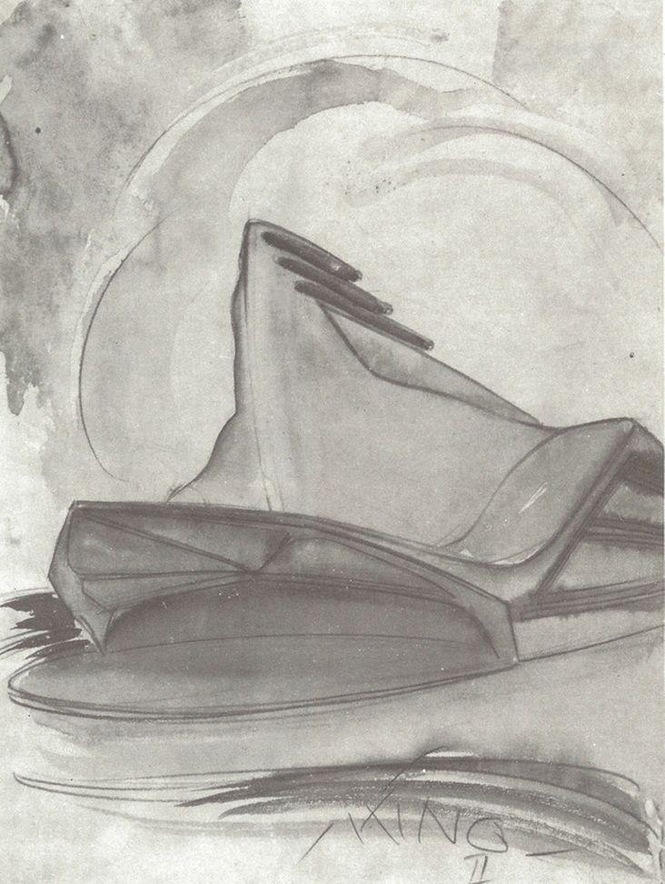 Hans Scharoun 1923