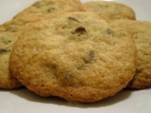 Chocolate Chip Cookies with butter and eggs.Desserts Recipe, Gluten Fre Homemaking, Free Desserts, Gluten Free Chocolates, Chocolate Chips, Chocolates Chips Cookies, Free Recipe, Dairy Free, Chocolate Chip Cookies