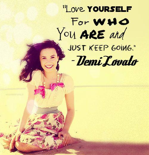 42 best ~Demi~Lovato ~Quotes~ images on Pinterest | Demi lovato ...