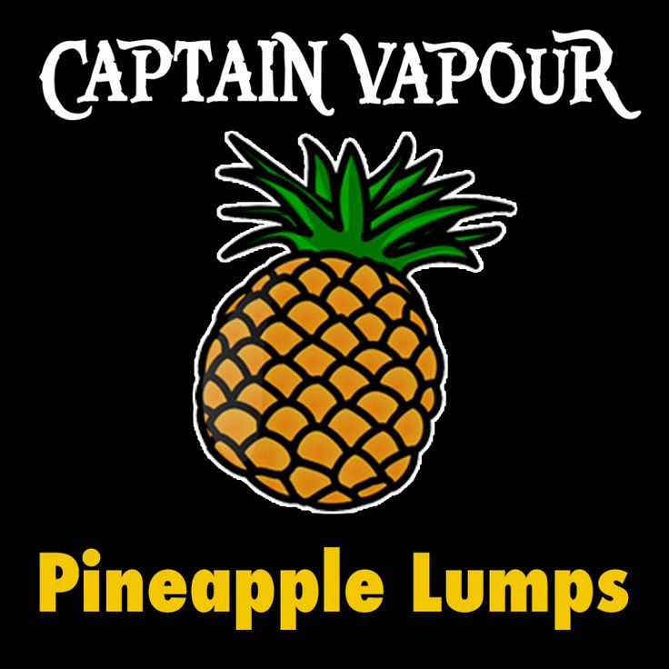 Enjoy the superb chocolatey-pineapple-goodness of New Zealand's favourite candy. Simply scrumptious. Pineapple Lumps E-Liquid