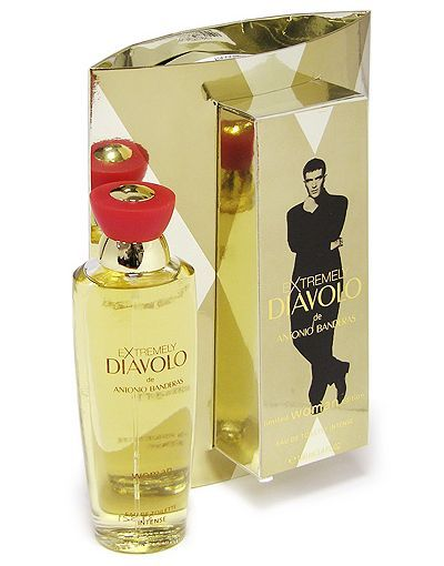 Diavolo Extremely Woman Antonio Banderas perfume - a fragrance for women 2004