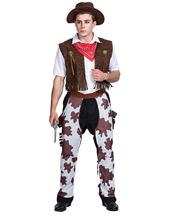 Movie & Tv Costumes Men's Costumes Toy Story Cosplay Woody Costume Cowboy Suit Hat Carnival Outfit Adult Men Halloween Party Custom Made Superhero With Boots