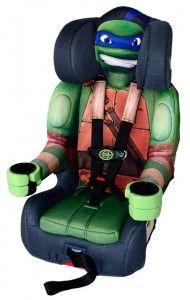 Teenage Mutant Ninja Turtles Combination Booster Seat Giveaway