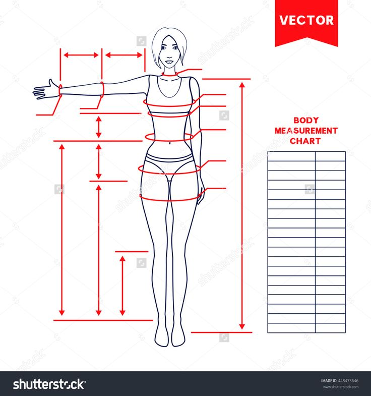 Best 25+ Body measurement chart ideas on Pinterest | Online ...