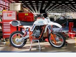 KTM 125 - 1981