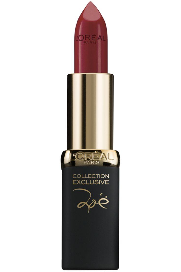 L'Oréal Paris Colour Riche Collection Exclusive Reds in Zoë's Red, $9, drugstore.com.   - HarpersBAZAAR.com
