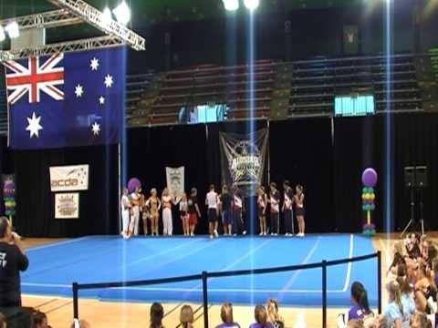 Level 6 most impressive basket toss competition