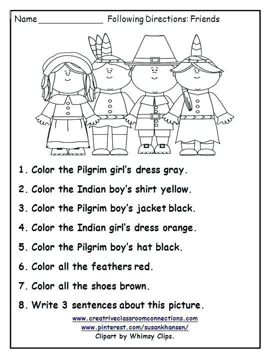 Thanksgiving Worksheets For Second Grade Multiplication